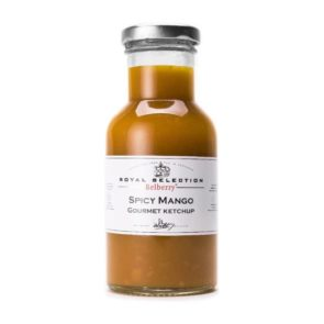 Pittige Mango Ketchup 250ML - Belberry