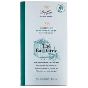 Pure Chocolade Met Earl Grey Thee 70G - Dolfin Chocolade