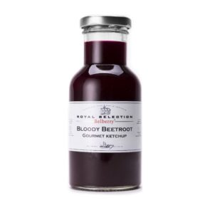 Rode Bietenketchup 250ML - Belberry